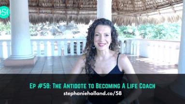 antidote to life coach