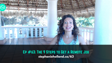 9 steps remote job